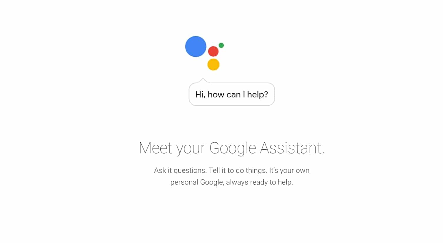 Google Assistant Support Announced For New Speakers, Appliances And More At IFA 2017