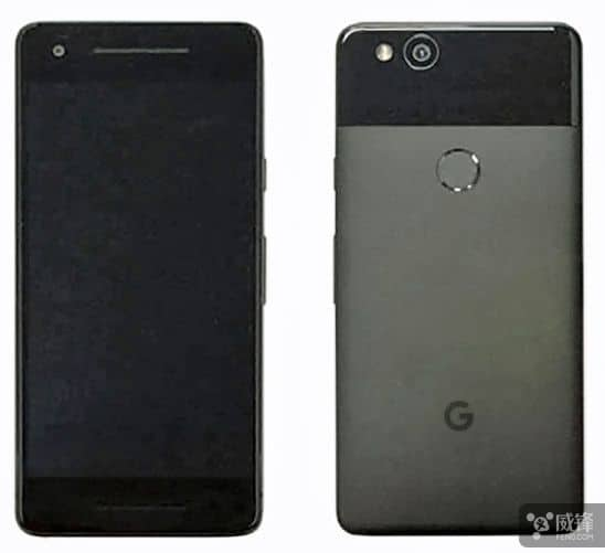 Google Pixel 2 Real Machine – Spy Released