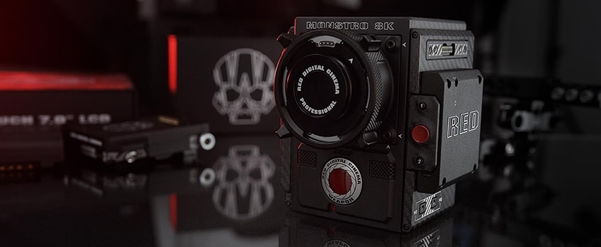 RED Announced The MONSTRO 8K W Full Frame Sensor That Costs $79500