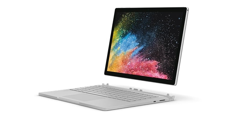 Microsoft Announced The Surface Book 2 With Upto 8th Gen i7 And NVIDIA GTX 1060 Graphics
