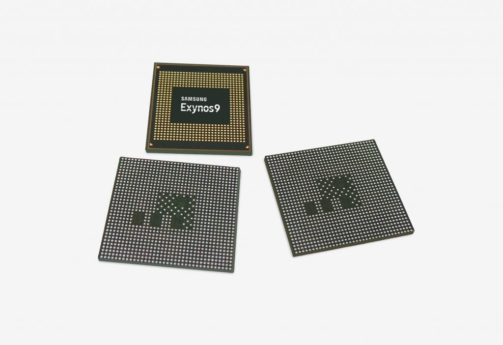 Samsung Announced Their New Exynos 9810 Flagship SOC - Still Using The 10nm Process Technology