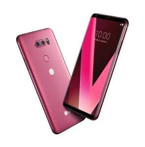 LG Announced The Raspberry Rose LG V30