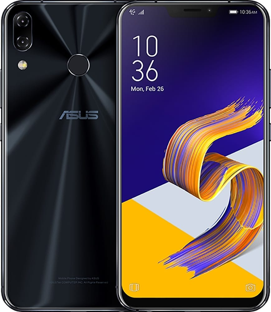 ASUS Announced The Zenfone 5, Zenfone 5Z And Zenfone 5 Lite In MWC 2018