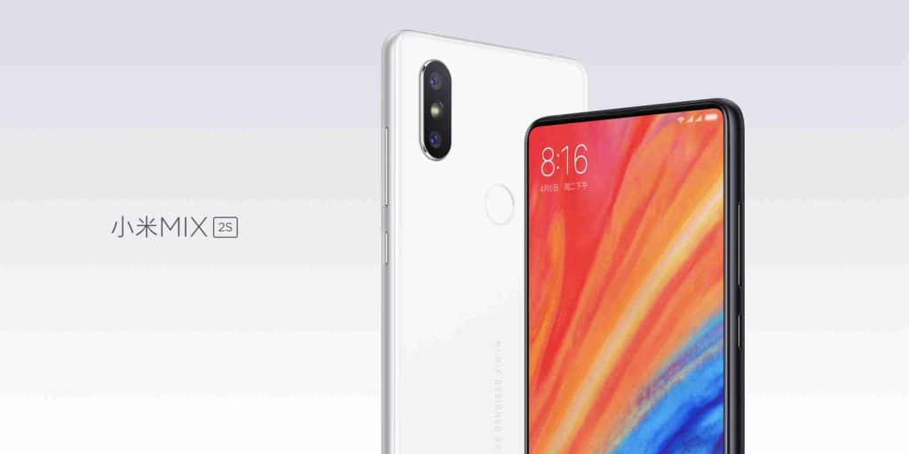 Xiaomi Mi Mix 2S Announced - Everything At A Glance