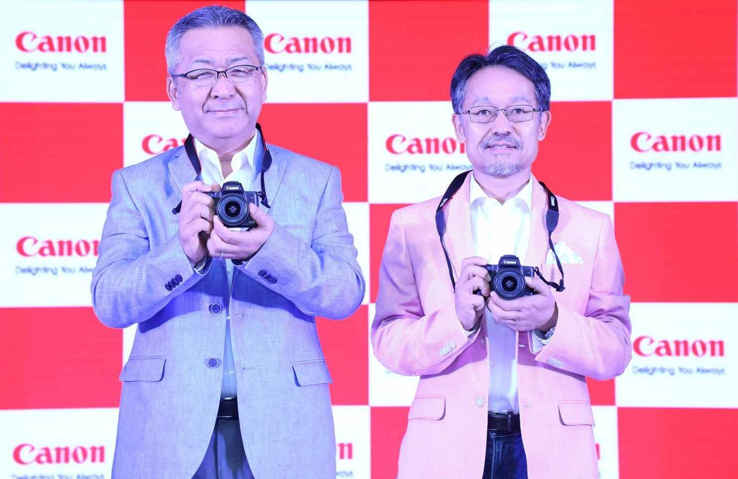 Cannon Announces 4K Enabled Mirrorless Camera; EOS M50 In India