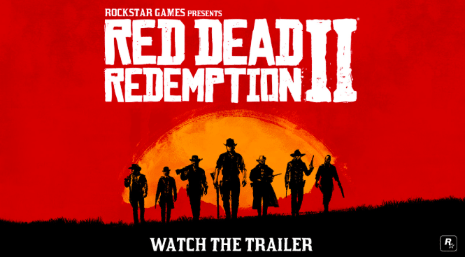 Red Dead Redemption 2 – New Trailer Released