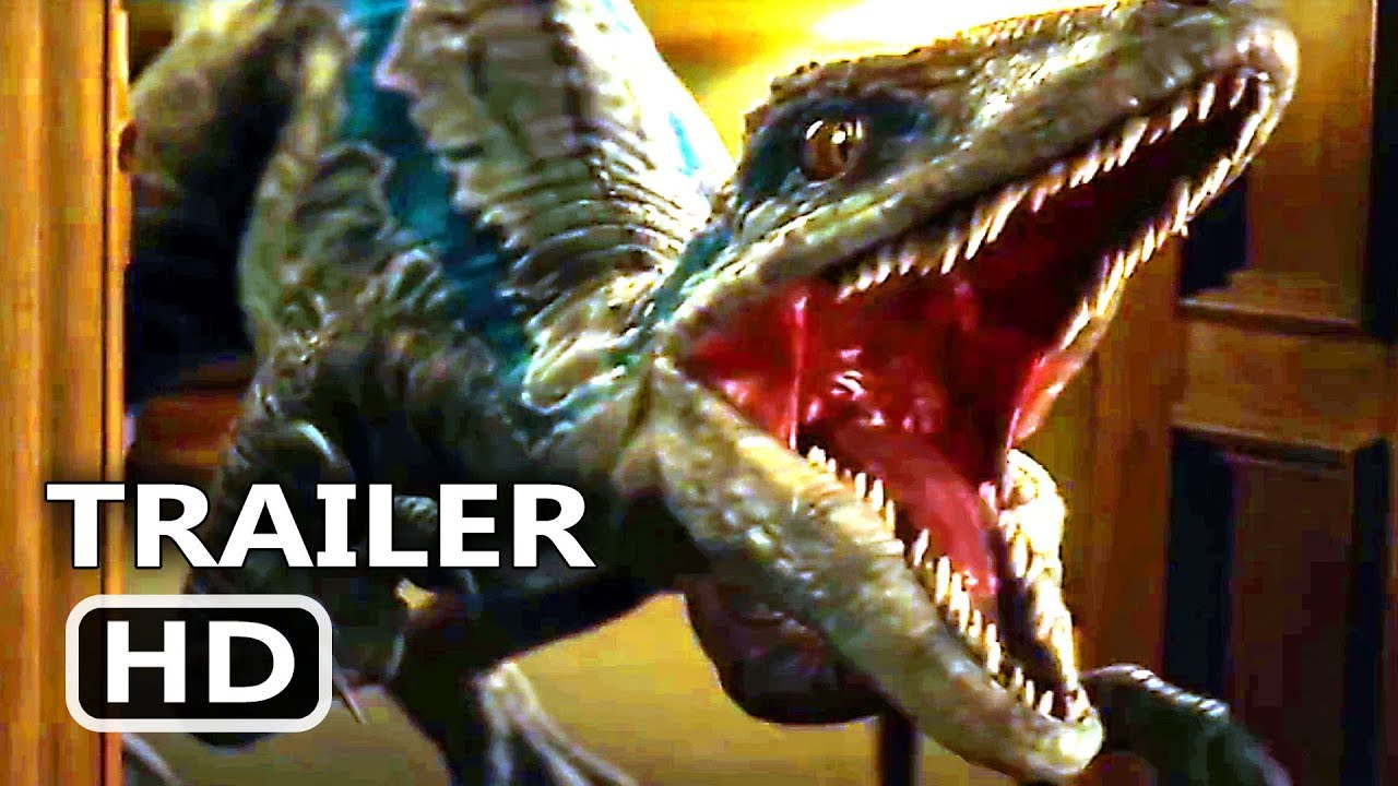 Jurassic World – Fallen Kingdom Will Release On June 22nd
