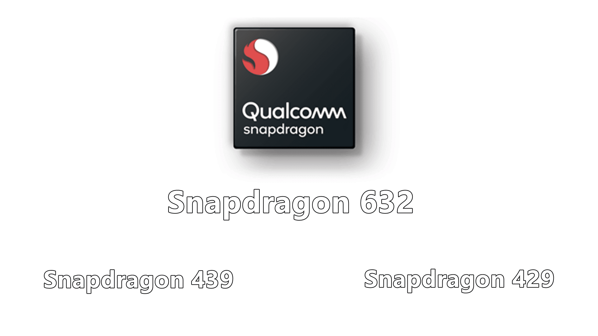 New Snapdragon 632, 439 And 429 SOCs Are Built For Better Budget Smartphones