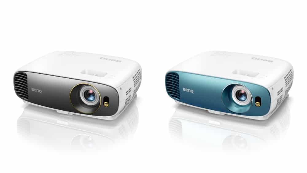 BenQ Announced Two New 4K Projectors In India With Rec.709, HDR10 Support and More