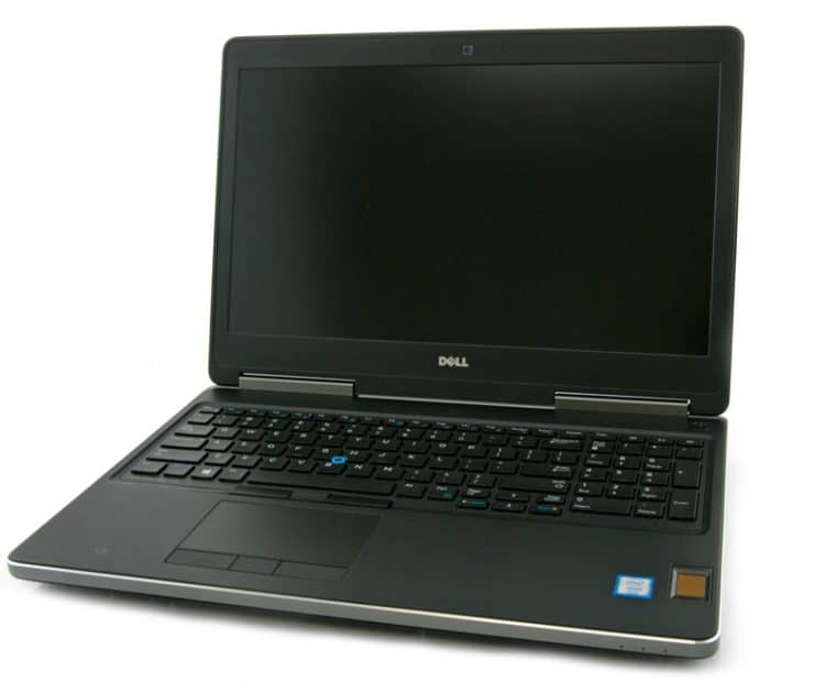 Dell Precision 7510 Mobile Workstation Laptop and Performance