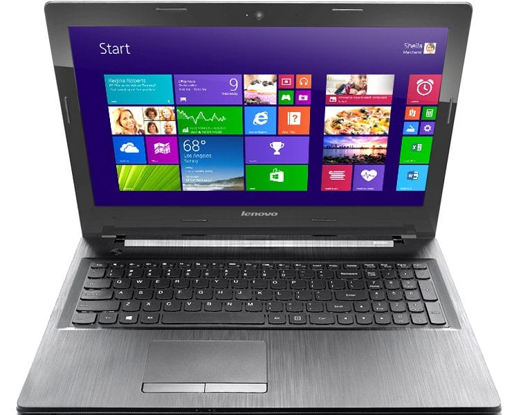 List of Specifications For Lenovo g50-45